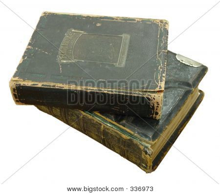 Old Bibles Stacked Image & Photo (Free Trial) | Bigstock