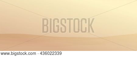 Abstract Wave Fluid Level Modern Gradient  Background Combined Light Natural Colors. Trendy Template
