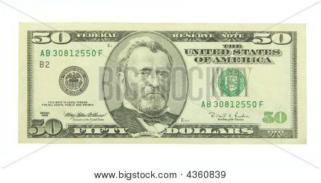 50 Dollar