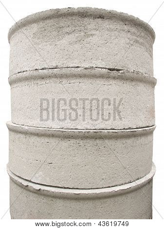 Concrete Manhole Chamber Section
