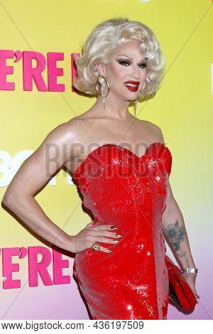 LOS ANGELES - OCT 8:  Brooke Lynn Hytes at the