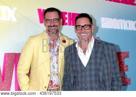 LOS ANGELES - OCT 8:  Lawrence Zarian, Gregory Zarian at the