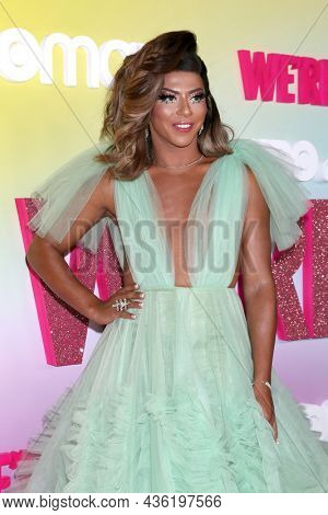 LOS ANGELES - OCT 8:  Shangela at the
