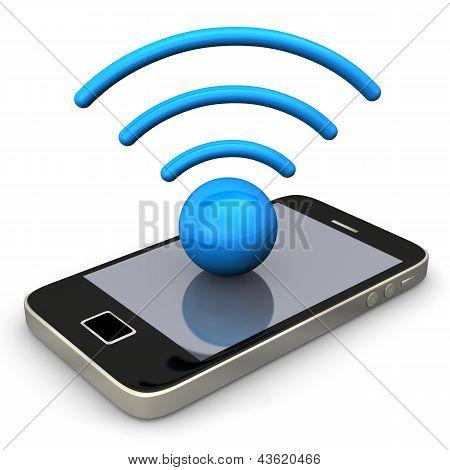 Smartphone-Radio