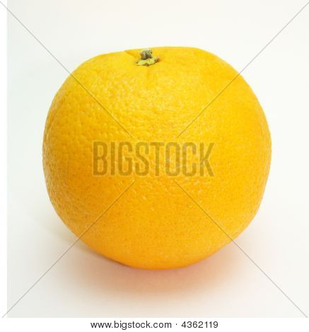 Orange, Tangerine, Fruit