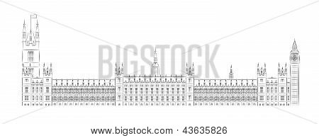 House of parliament, Westminster