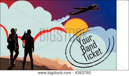 Band Ticket