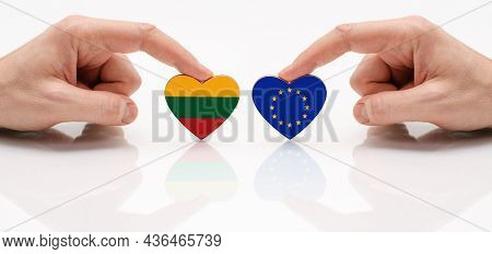 The Concept Of Friendship And Diplomatic Relations Between Lithuania And The European Union. Two Mal