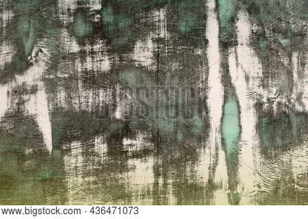 Beautiful Creative Shabby Natural Wooden Plank Texture - Abstract Photo Background