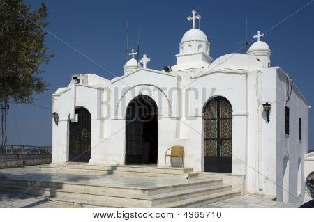 Athens Lykabettus St. George Church