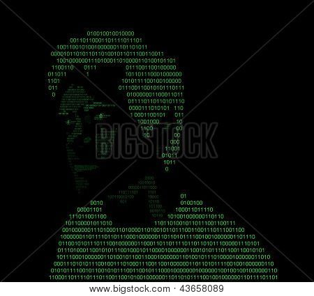 Binary Code Boy