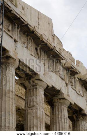 Fronton Of Parthenon