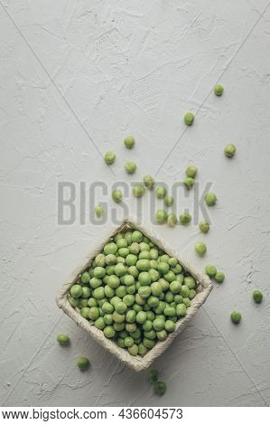 Green Peas. Agriculture,agronomy, Breeding, Vegetarianism,protein Production,sports Nutrition.  High