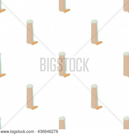 Collecting Rainwater Pattern Seamless Background Texture Repeat Wallpaper Geometric Vector