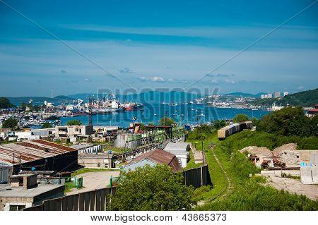 View Of Vladivostok