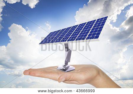 Energy Of The Sun