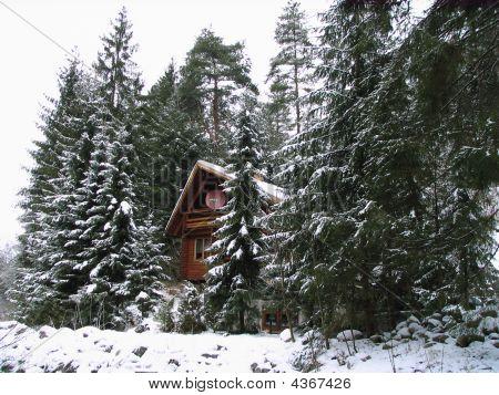 House In Tatry, Slovakia