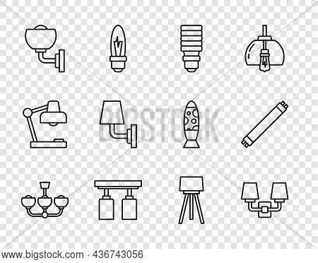 Set Line Chandelier, Wall Lamp Or Sconce, Led Light Bulb, Led Track Lights Lamps, Floor And Fluoresc