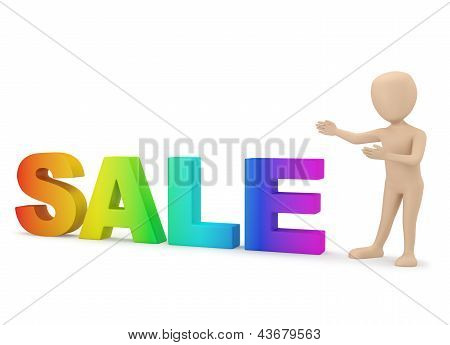 3D Small People - Advertises!