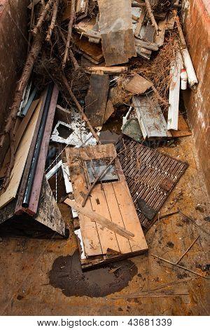 Pile Of Garbage.