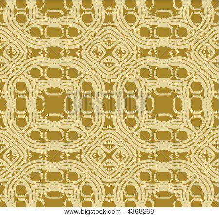 Seamless Tiling Lace Pattern