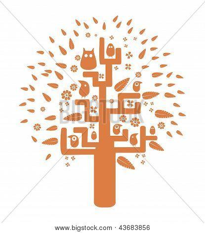 The tree of desires