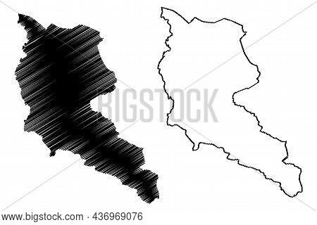 Mirpur District (jammu And Kashmir Union Territory, Republic Of India, Islamic Republic Of Pakistan)