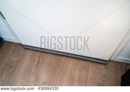 Door Draft Stopper Or Excluder. Stop Cold Air