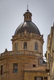 Alcamo Stadt Kathedrale.