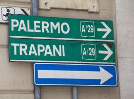 Autobahn Zeichen