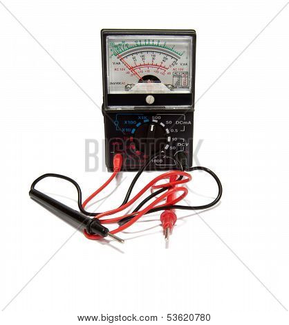 Ohm Meter Isolated