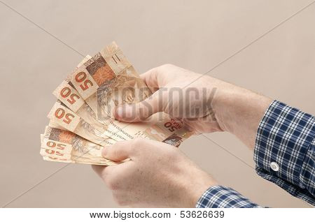 Brazilian Currency - Real