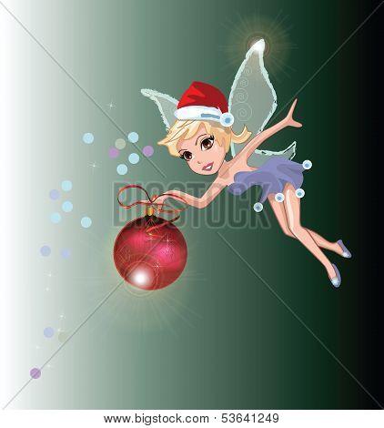 Santa Fairy
