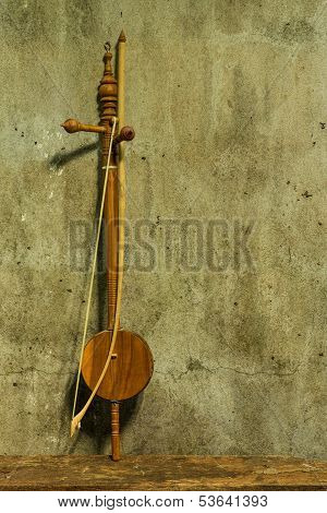 Still Life Saloa - Thai Musical Instrument