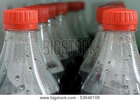 Bottles Of Cola