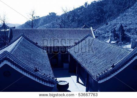 Zunhua Temple Buddhist Temple Landscape Architecture