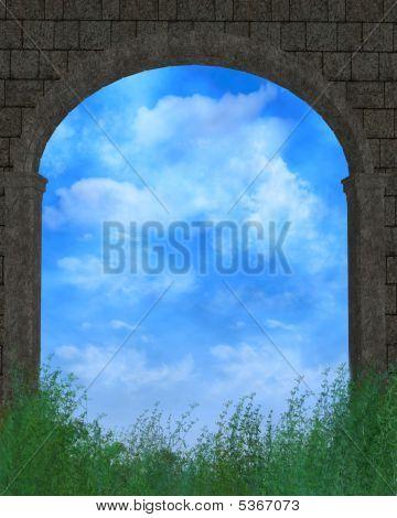 Outdoor Background