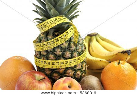 Fresh Fruit's Background.