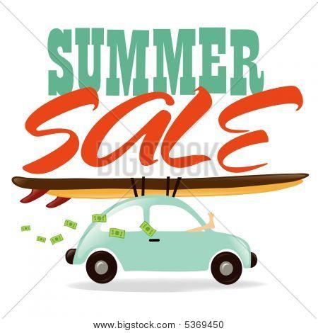 Sommer Verkauf