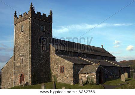 Hawkshead Church