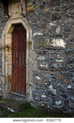 Church Side Door