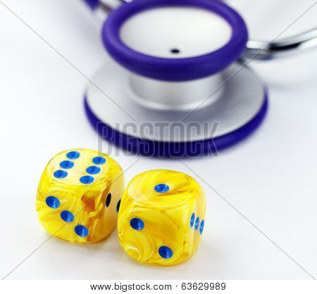 Yellow Enough To Gamble With Your Health