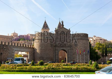 Toledo city Spain