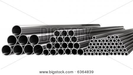 Tubes On Stock