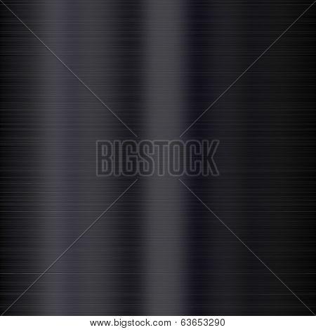 Dark Brushed Stainless Steel Metal
