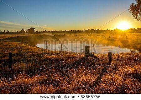Grampians National Park, morning sunrise