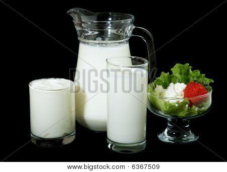Milk Staff
