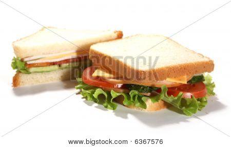 Club Sadwiches