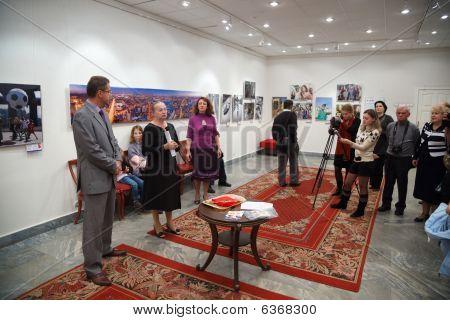 Ausstellung Fotografen