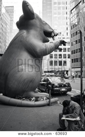 The Rat: Broadway & 58thSt
